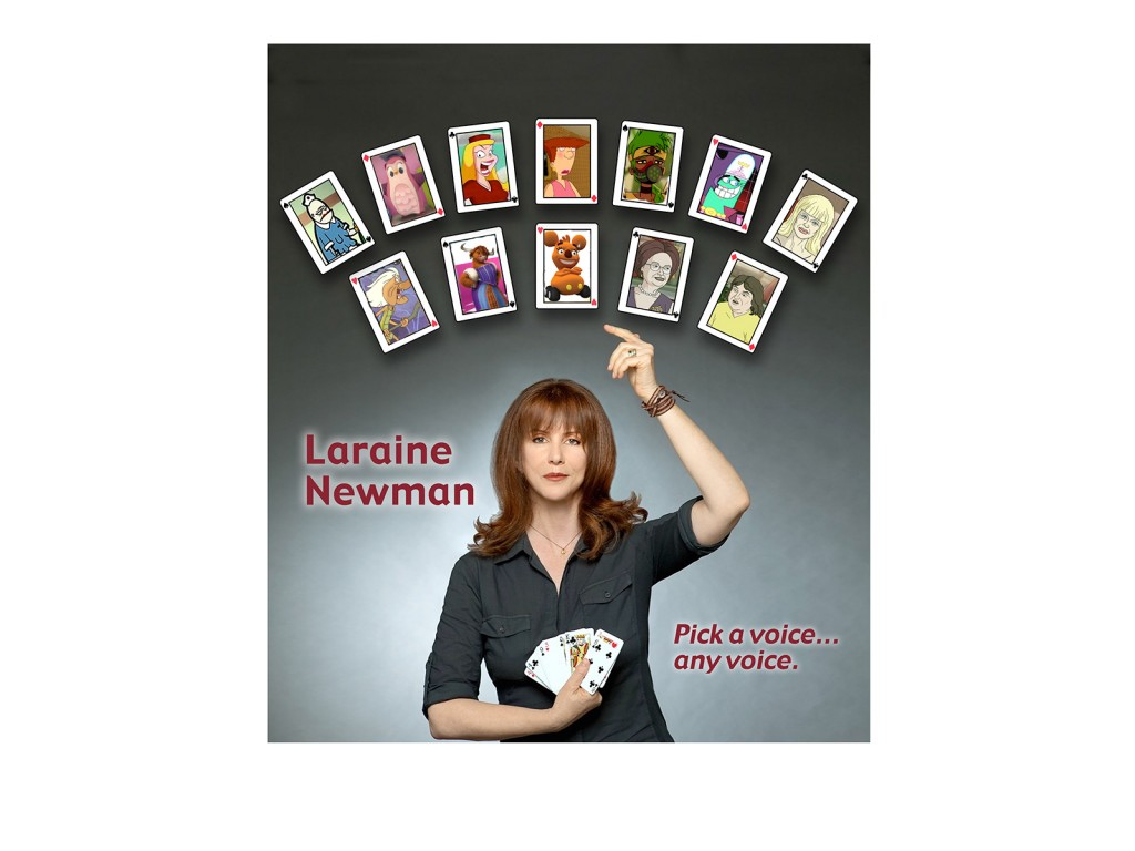 Laraine Pick a Voice